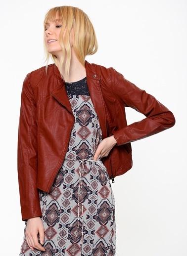 Deri Ceket | Suni Deri-Vero Moda